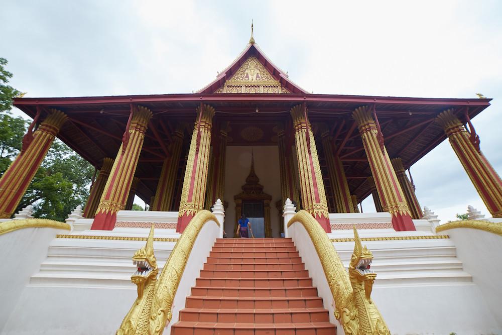 Haw Phra Kaeo Vientiane