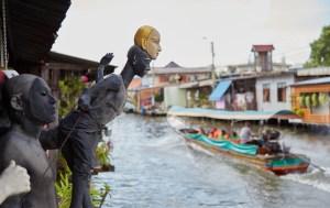 Thonburi Canal