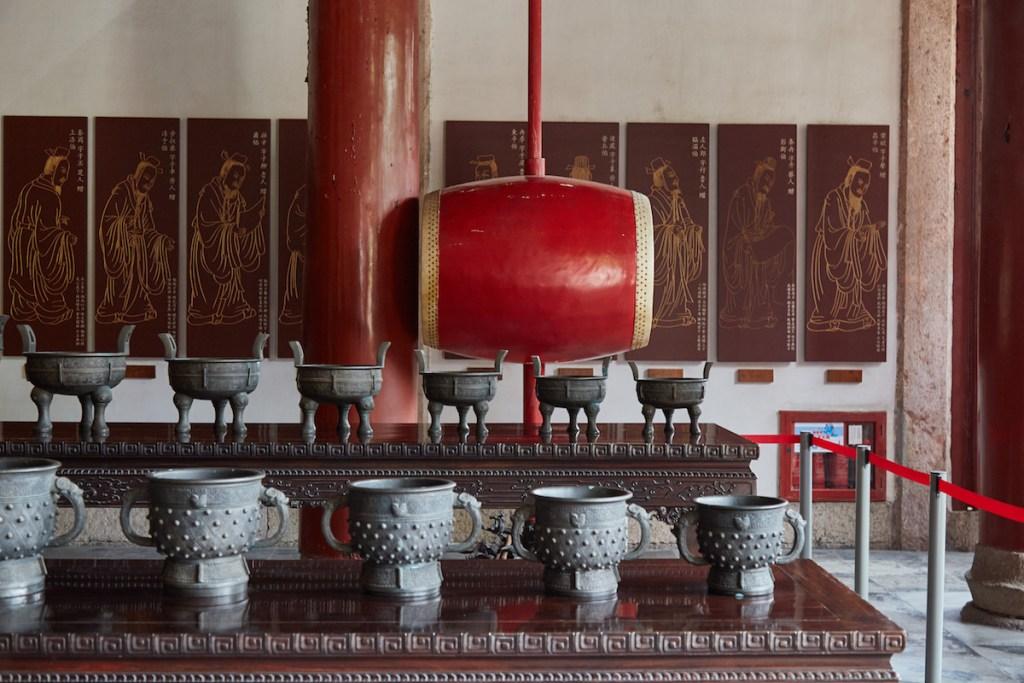 Confucius Temple Drum
