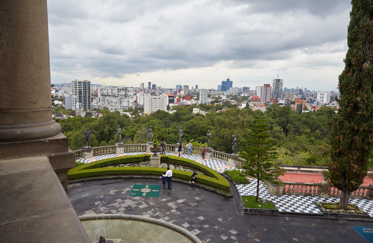 Chapultepec View