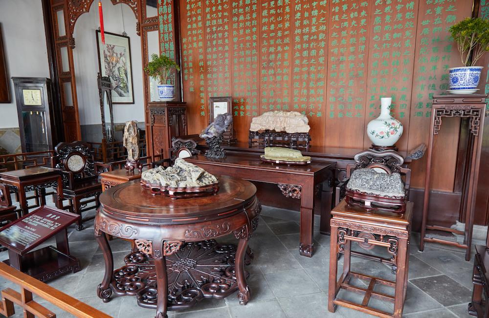 Lion's Grove Hall Interior