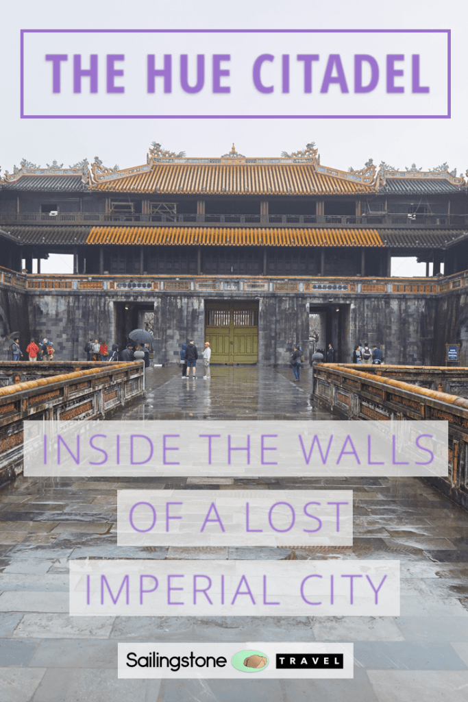 The Hue Citadel: Inside the Walls of a Lost Imperial City