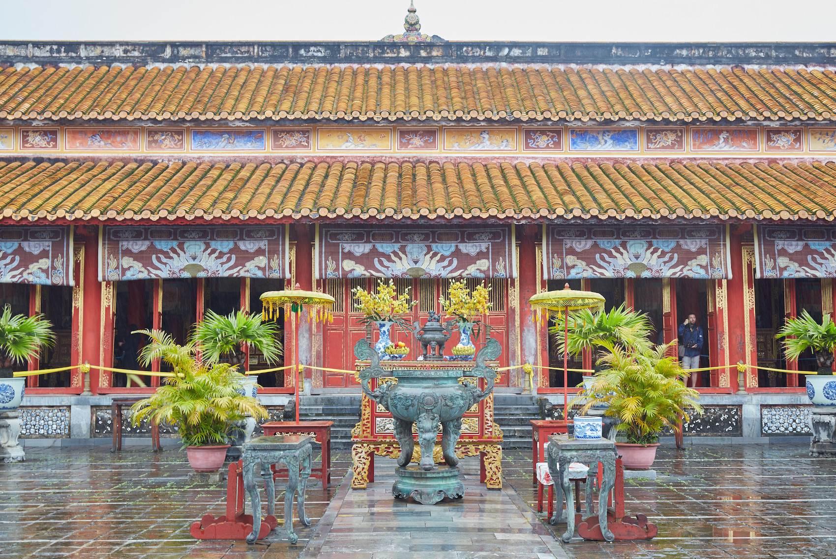 The To Mieu Temple Hue