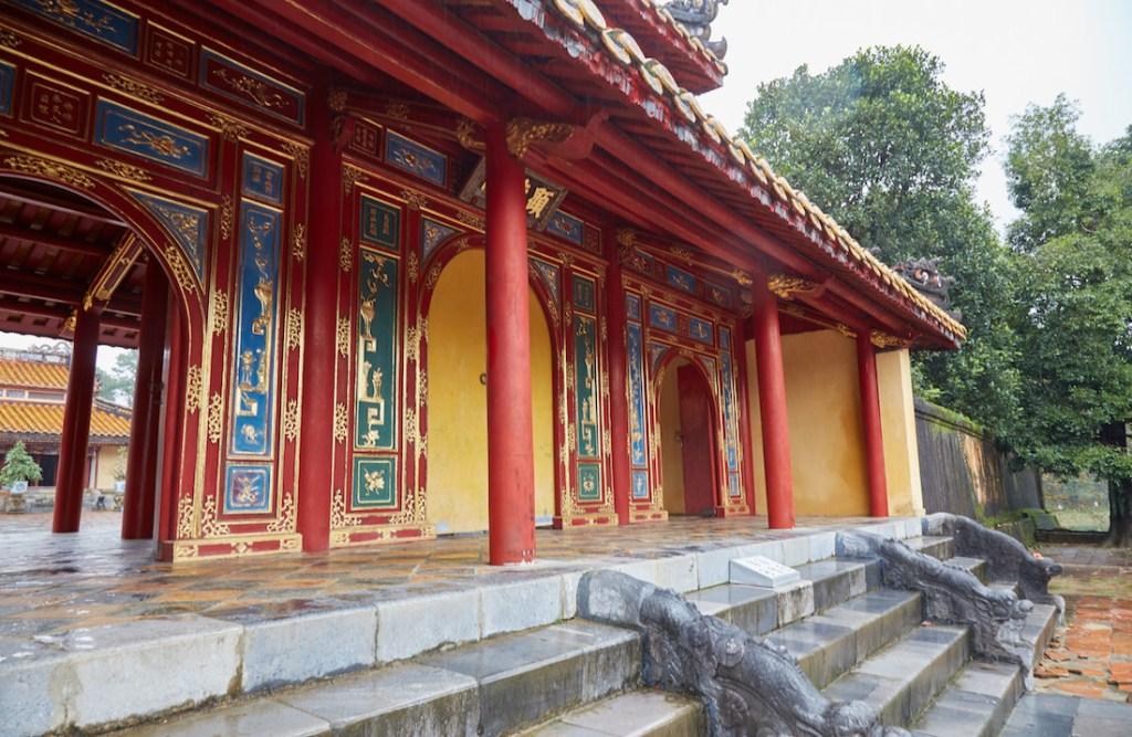 Hien Duc Gate Minh Mang Tomb