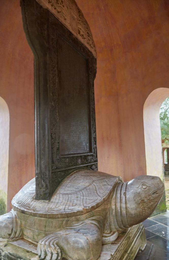 Thien Mu Pagoda Stele