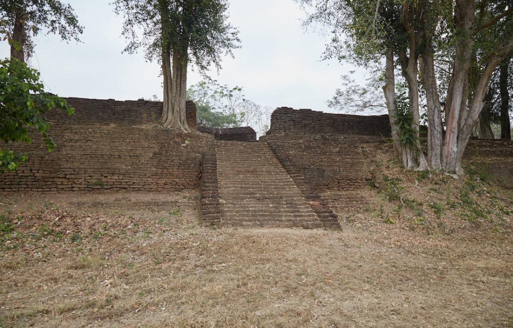 Kamphaeng Phet Ancient Gate