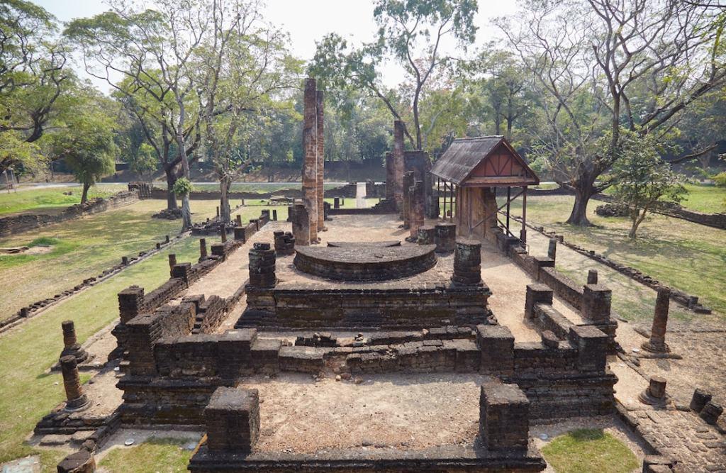 Wat Nang Phaya Si Satchanalai