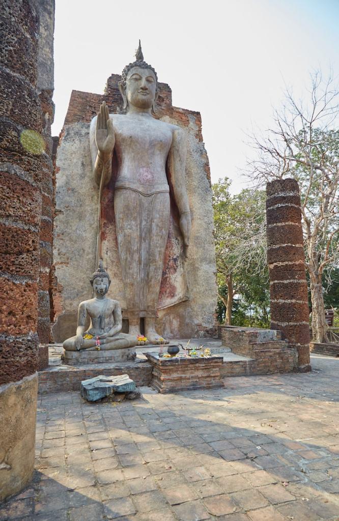 Wat Saphan Hin Sukhothai