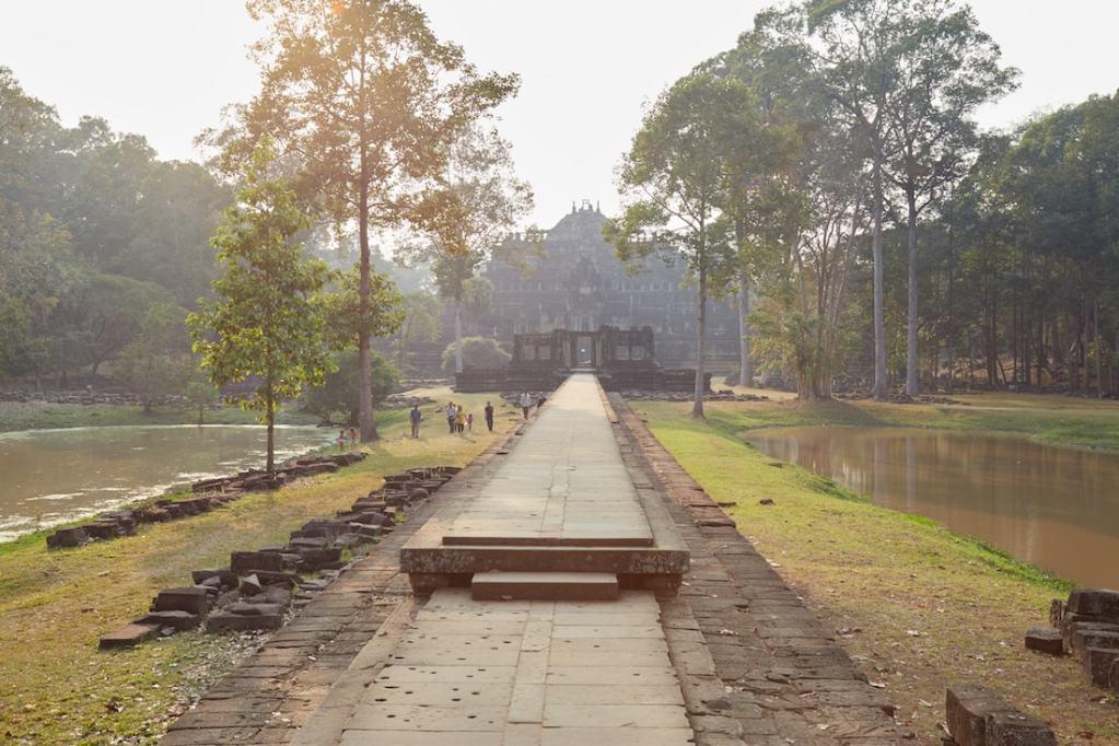 Angkor Thom Baphuon