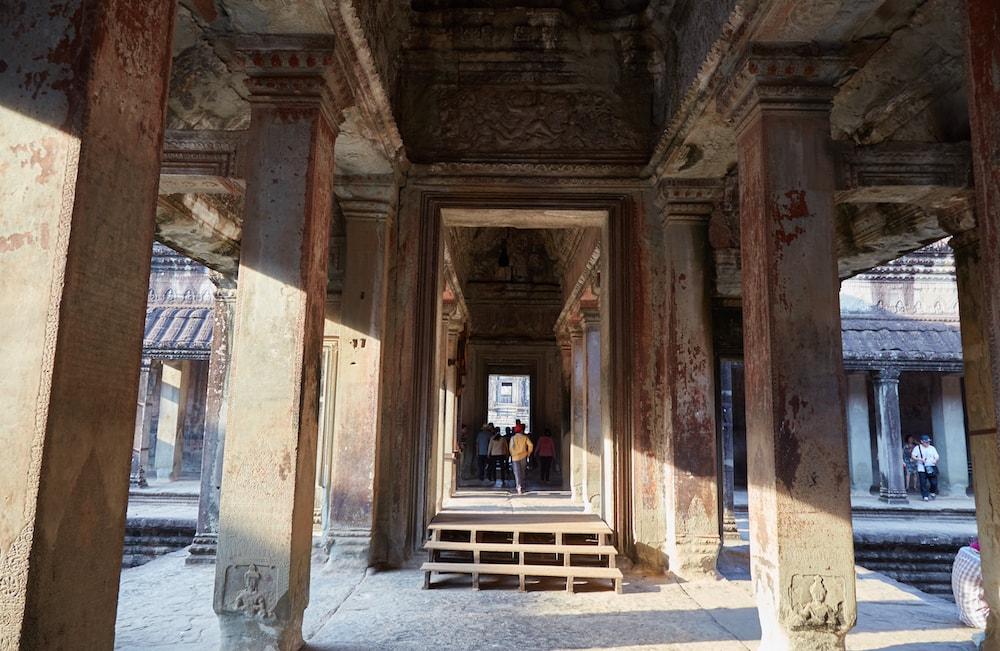 Angkor Wat Cruciform Galleries