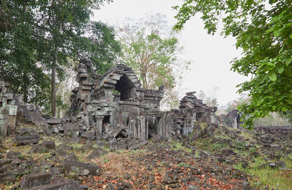 Preah Khan of Kampong Svay