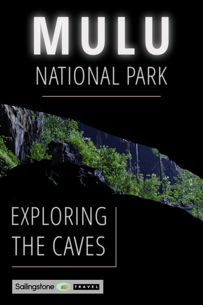 Mulu National Park: Exploring the Caves