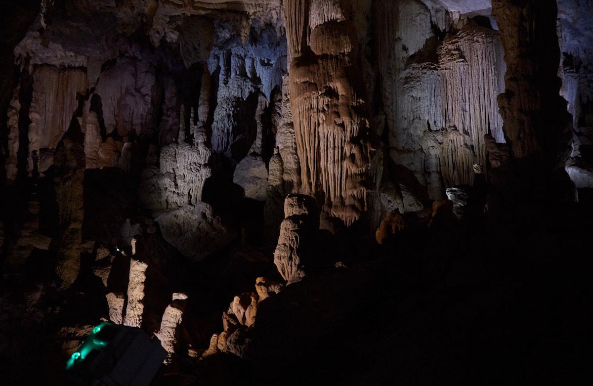 Mulu National Park Lagang Cave Fastlane