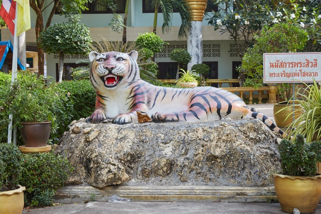 Krabi Tiger Temple