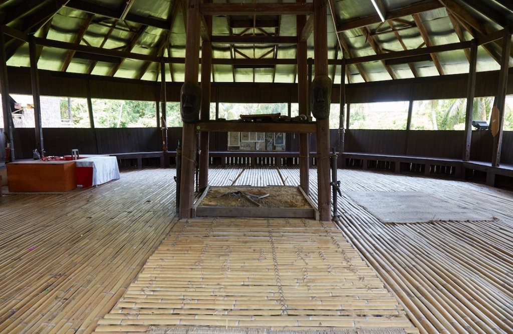 Sarawak Cultural Village Bidayuh