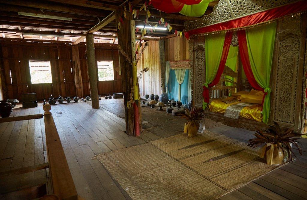 Sarawak Cultural Village Melamau