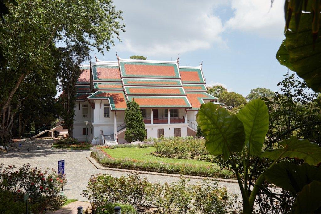 Bhuping Palace Chiang Mai