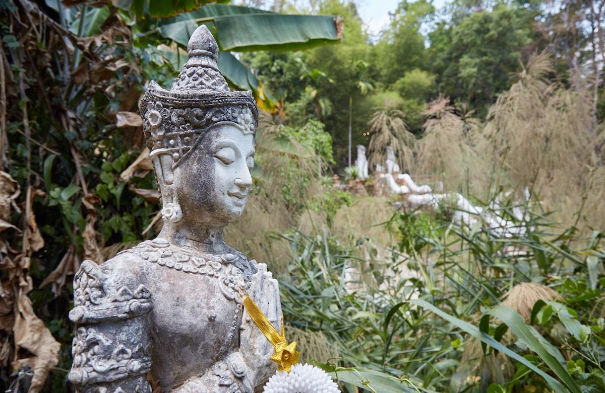 Wat Pha Lat Chiang Mai
