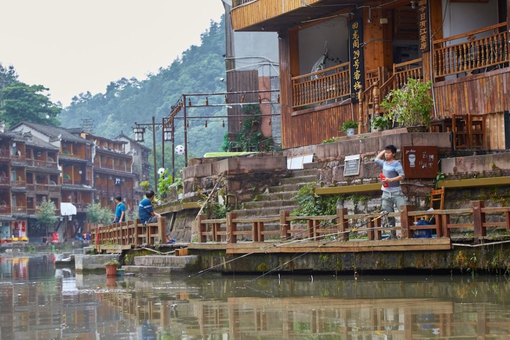 Fenghuang Ancient Town Boat Ride