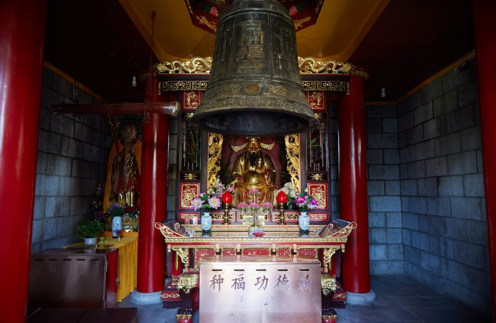 Kaifu Temple Changsha