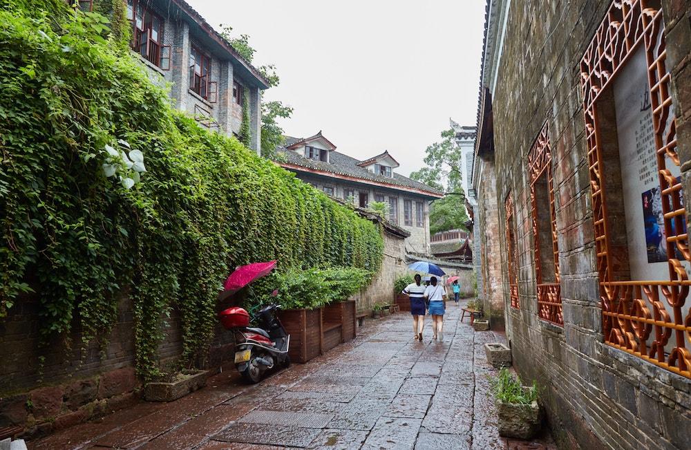 Xiong Xilong Residence