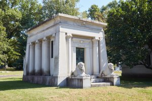 Bellefontaine Cemetery St Louis