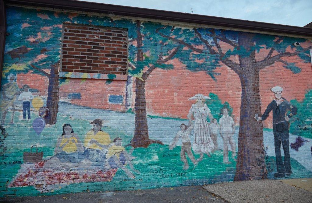 St Louis Carondelet Street Art