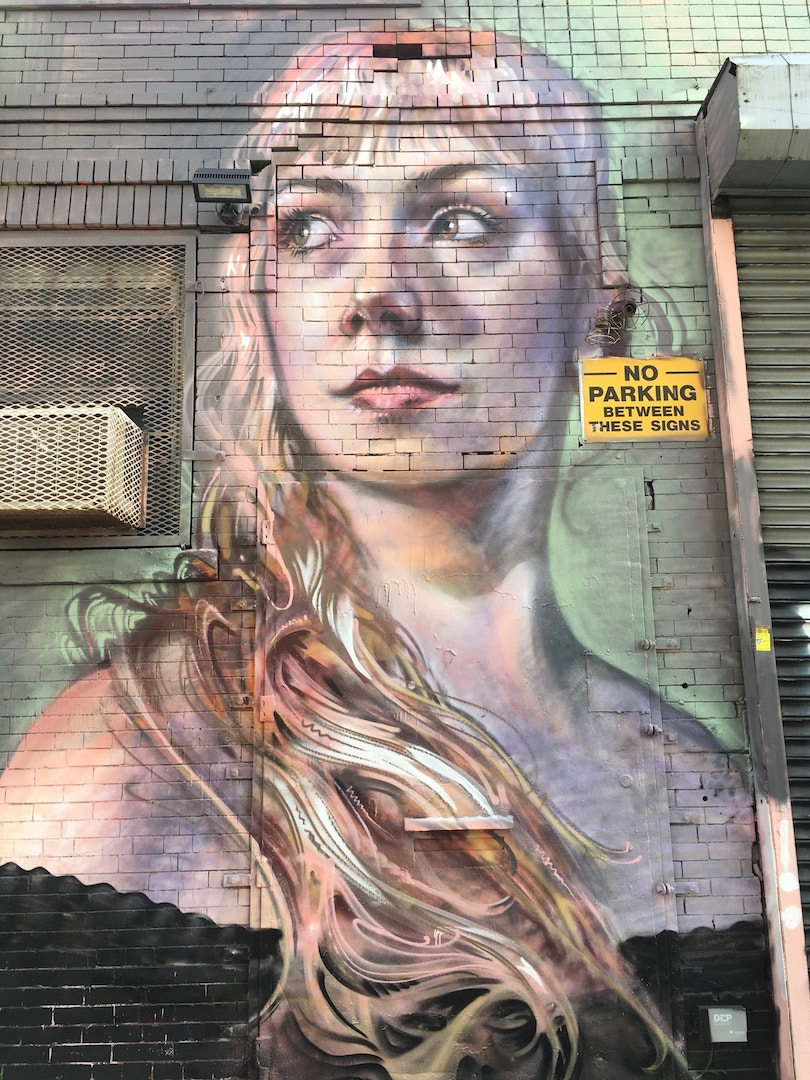 NYC Street Art Bushwick Collective