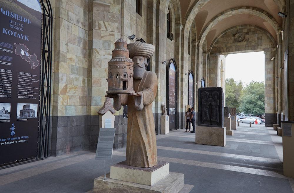 Matenadaran Yerevan Armenia