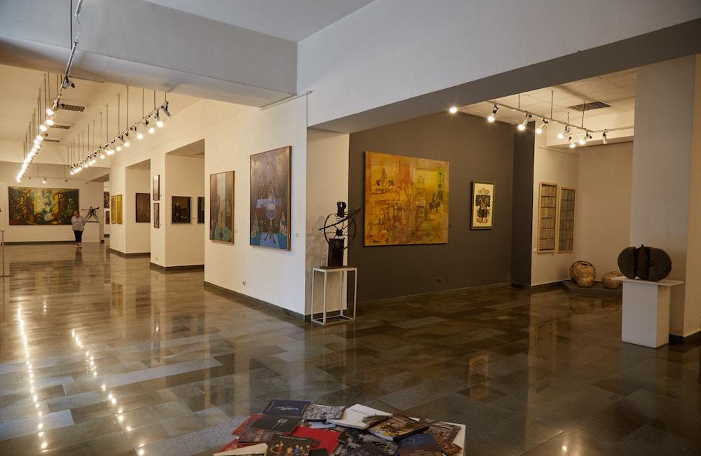 Museum of Modern Art Yerevan
