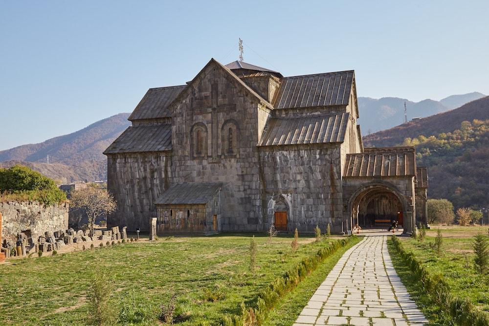 Akhtala Monastery Alaverdi