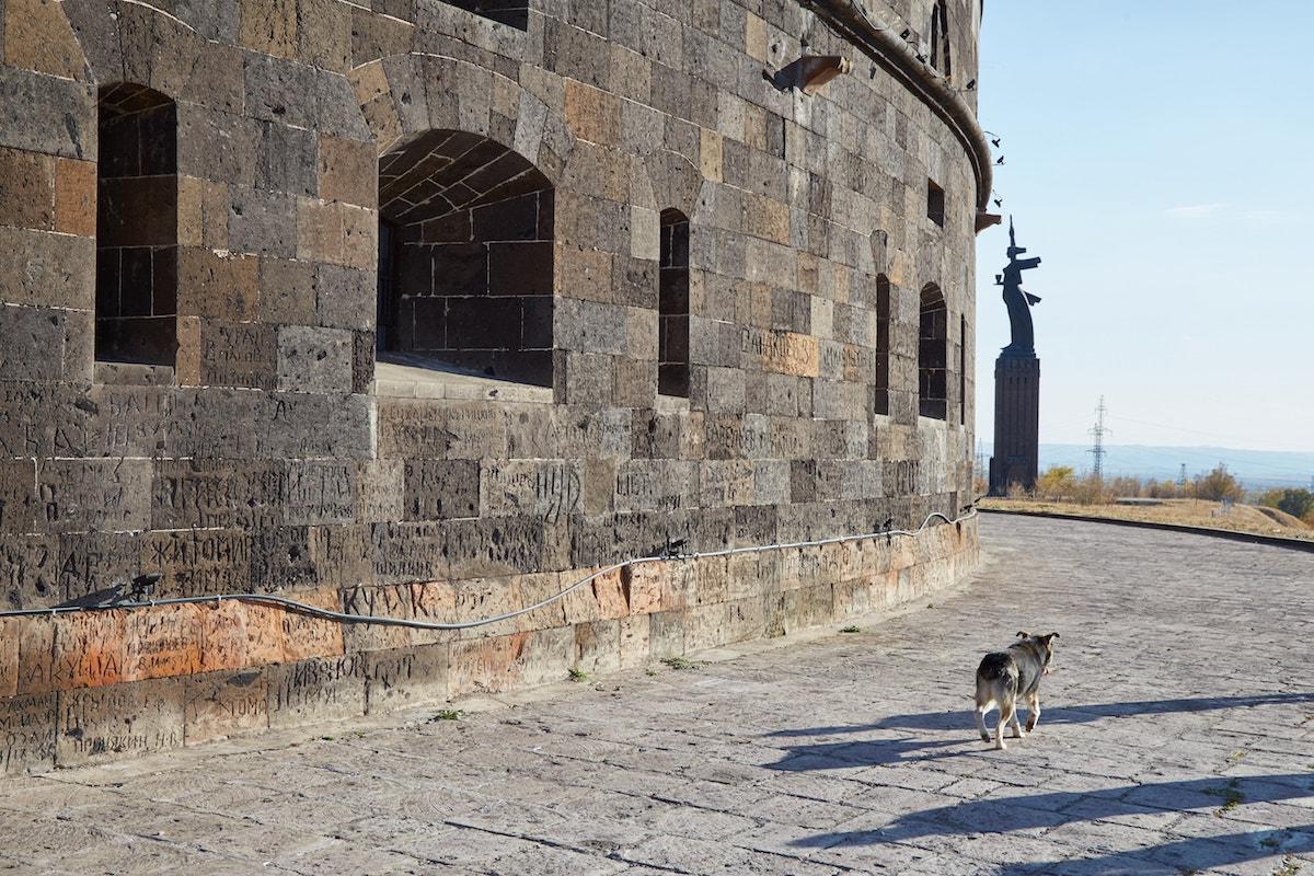 Black Fortress Sev Berd Gyumri
