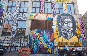Fabrika Tbilisi Street Art
