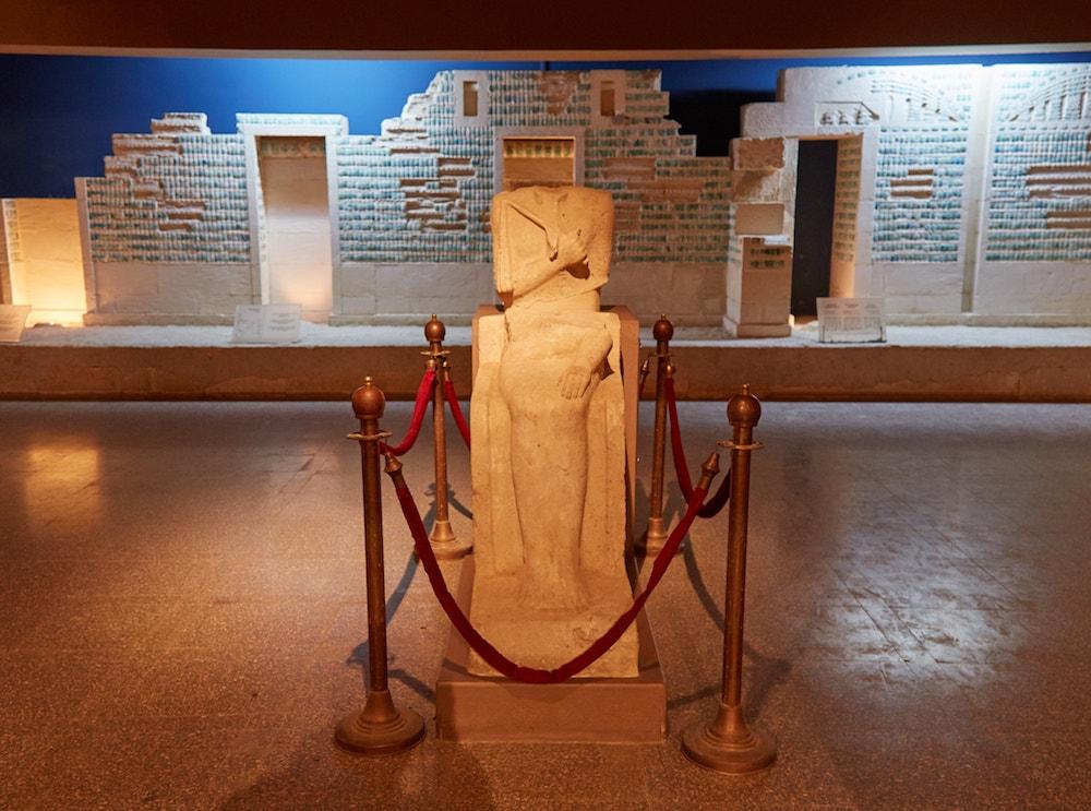 Imhotep Museum Saqqara