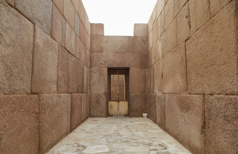 Valley Temple of Khafre Giza