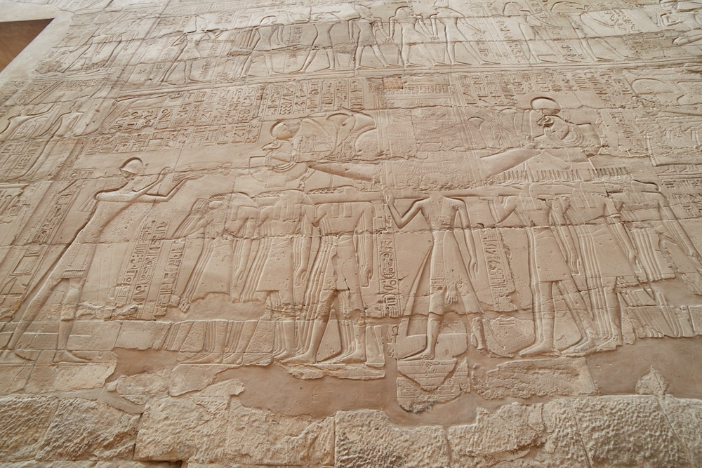 Karnak Temple Guide Hypostyle Hall