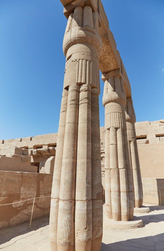 Karnak Temple Guide Thutmosis III Festival Temple