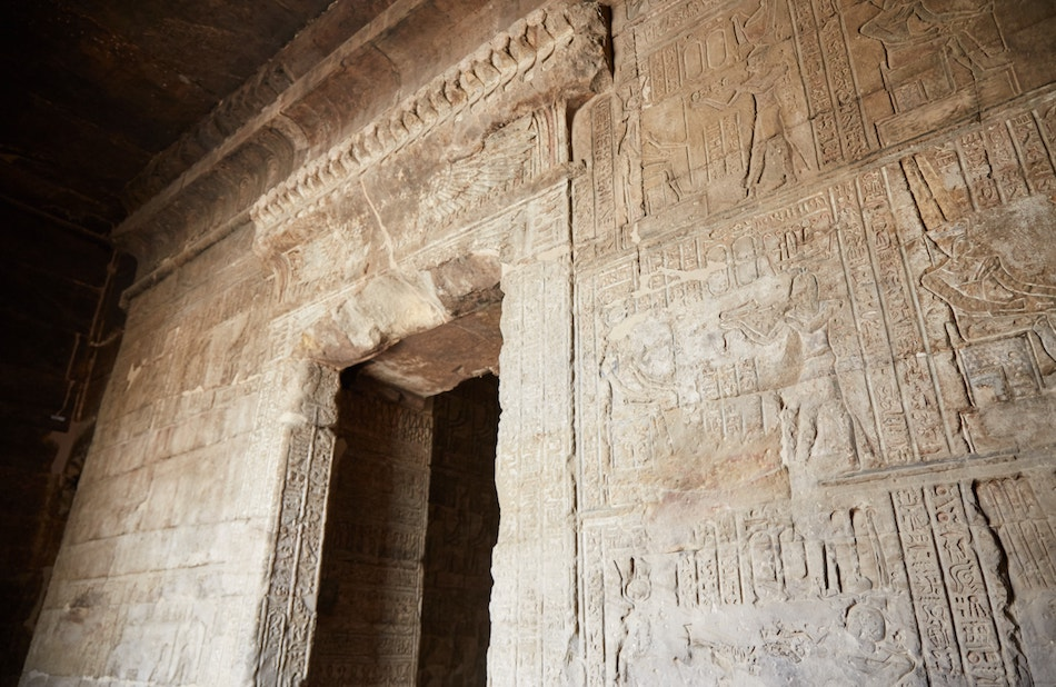 Luxor Isis Temple