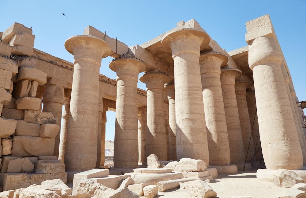Ramesseum Luxor