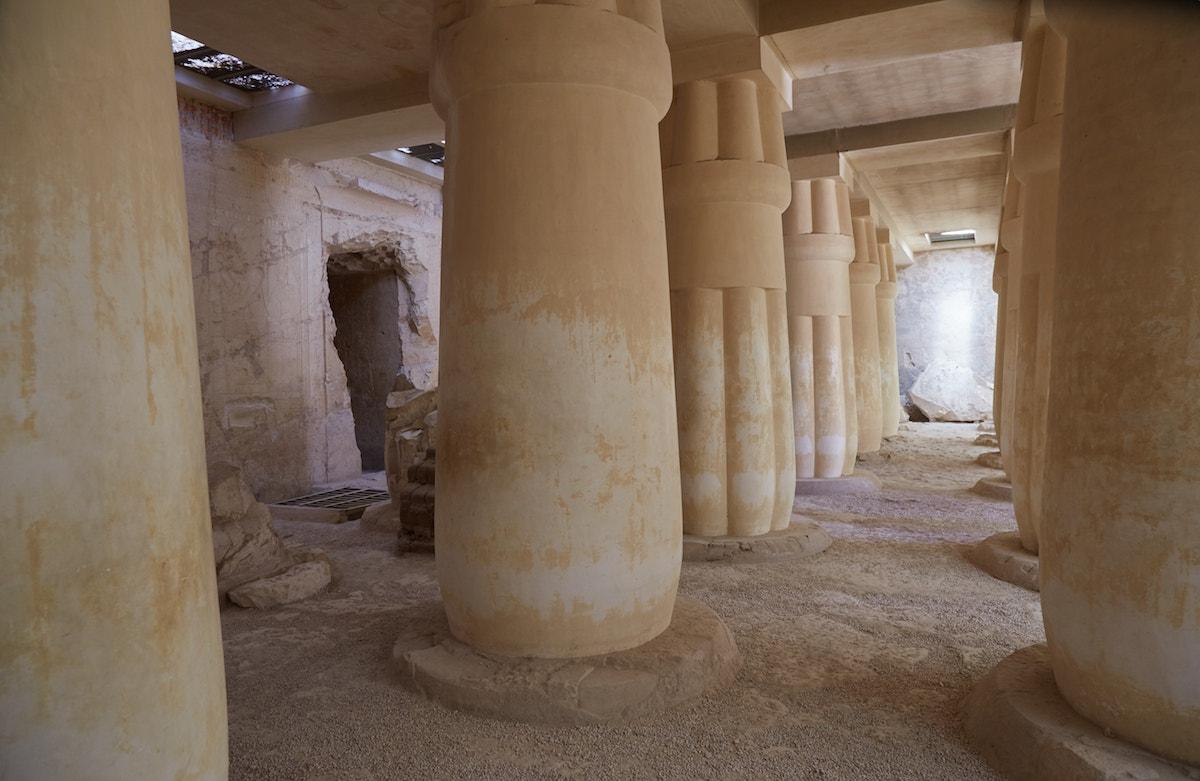 Tomb of Ramose (TT55)