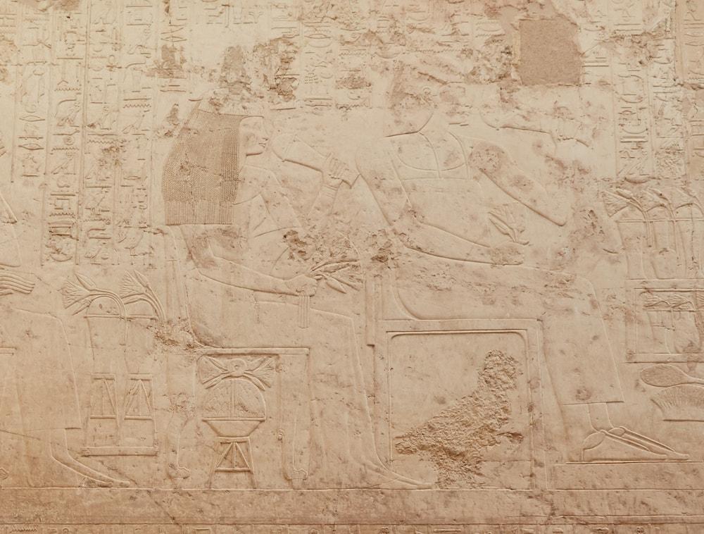 Tomb of Ramose Amarna Art
