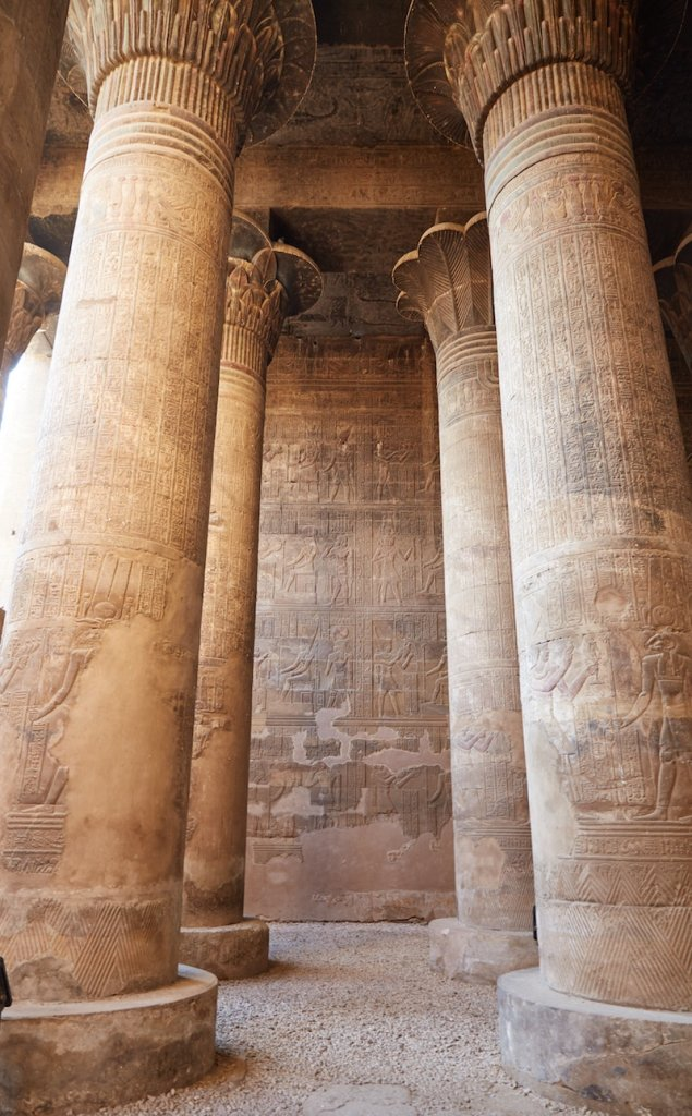 Esna Temple Egypt