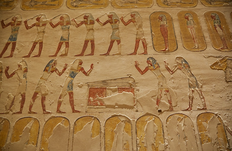 The Tomb of Ramesses VII