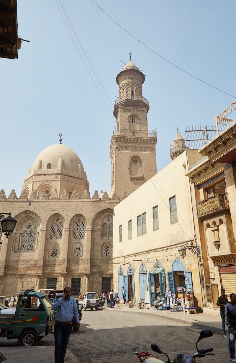 Qalawun Complex Islamic Cairo