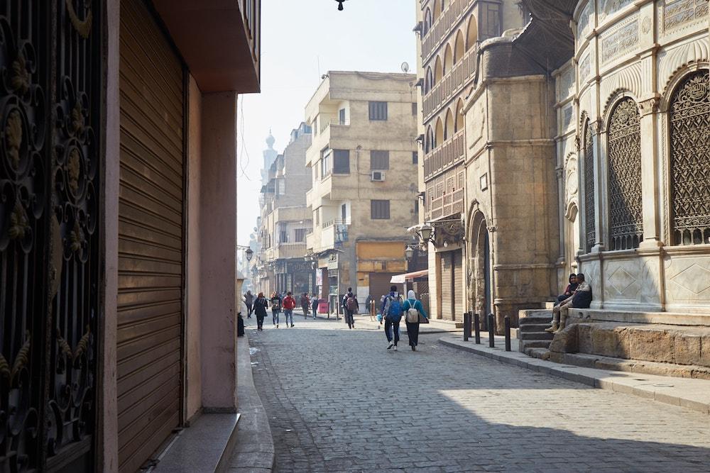 al-Muizz Street Cairo