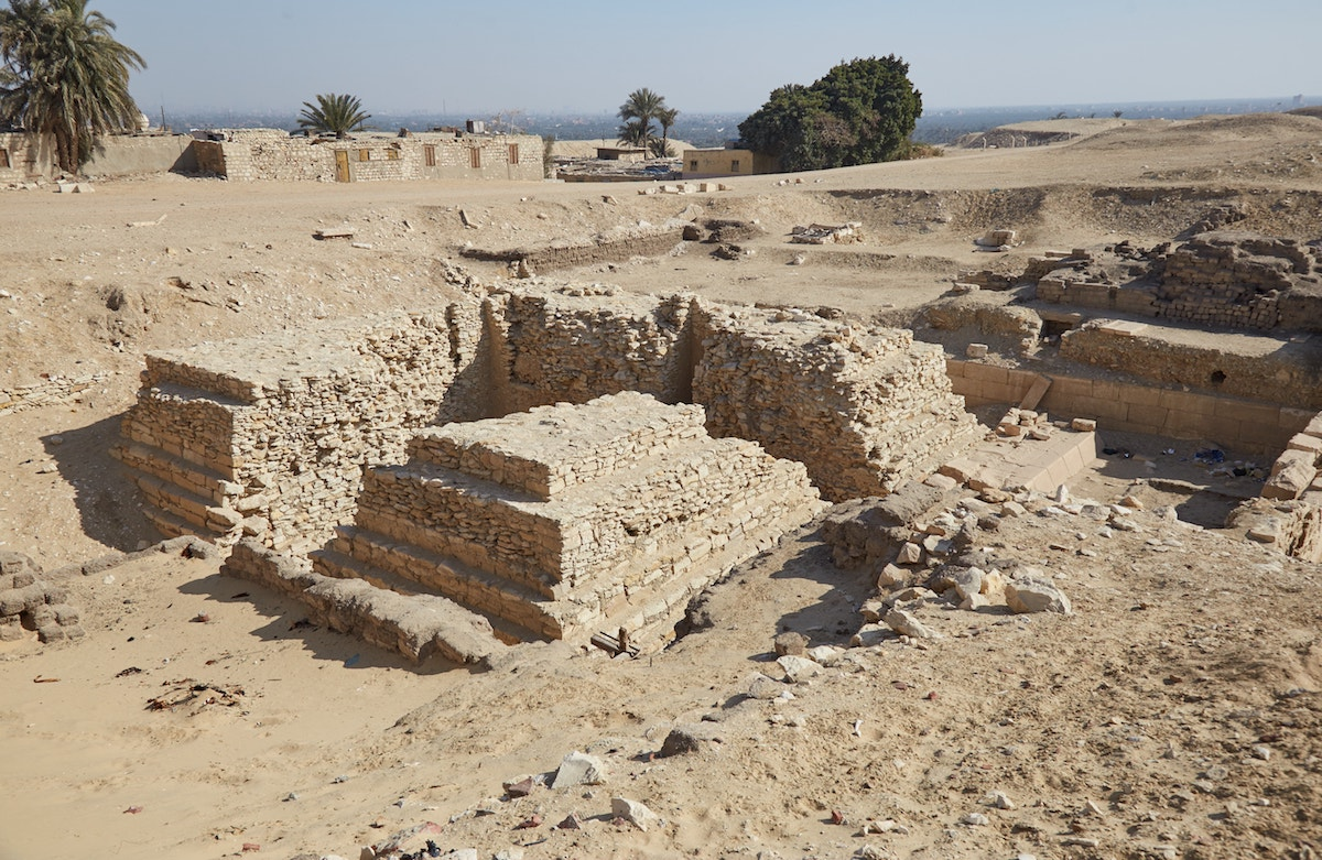 Early Dynastic Tombs of Saqqara