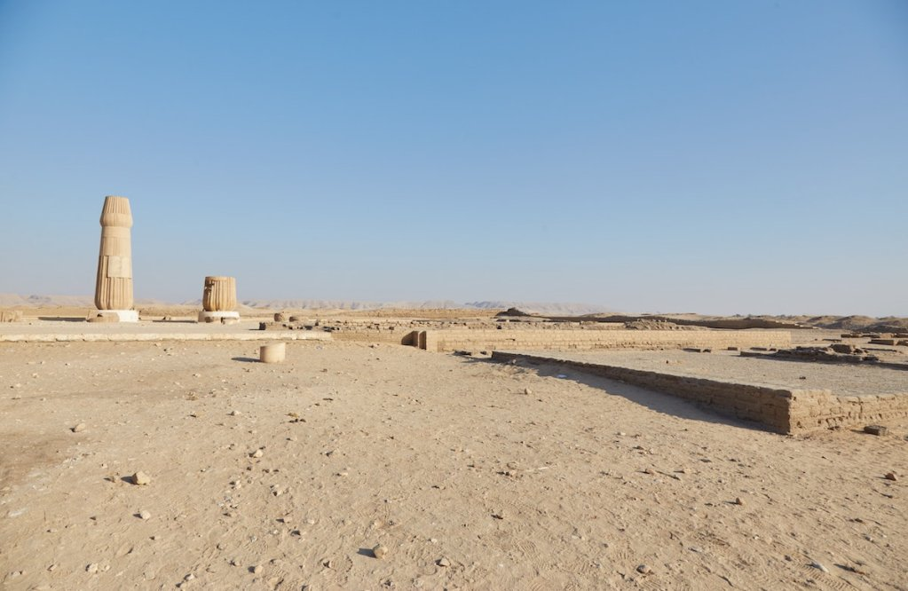 Great Temple of the Aten Amarna