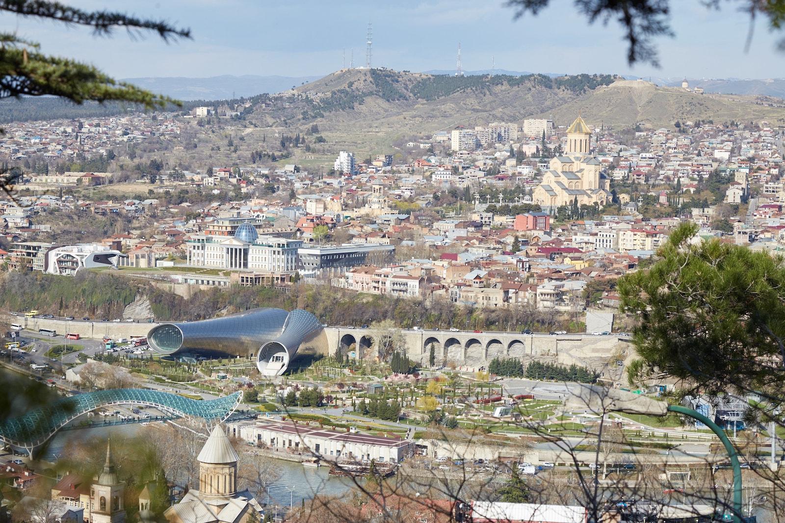 Mother of Georgia Tbilisi