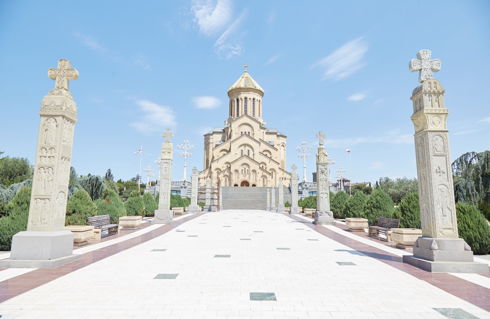 Sameba Trinity Cathedral Old Tbilisi Guide