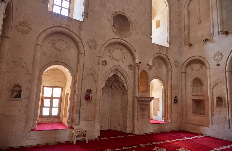 Ishak Pasha Palace Mosque